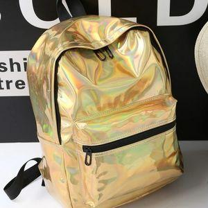 Reflective Laser Backpack